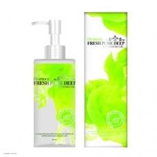Гидрофильное масло для глубокого очищения пор Deoproce fresh pore deep cleansing oil 200мл