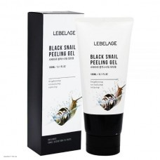 Пилинг-скатка с муцином улитки Black Snail Peeling Gel