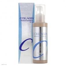 Тональный крем с коллагеном Enough Collagen Moisture Foundation 100мл