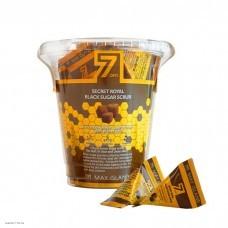 Сахарный скраб для глубокого очищения кожи MAY ISLAND 7 Days Secret Royal Black Sugar Scrub 1шт