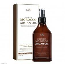 Марокканское аргановое масло для волос LADOR Premium Morocco Argan Oil 100ml
