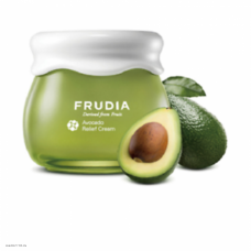 Крем с авокадо для сухой и раздраженной кожи FRUDIA Avocado Relief Cream 10гр