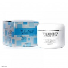 Осветляющий крем для лица Jigott Whitening Activated Cream 100мл
