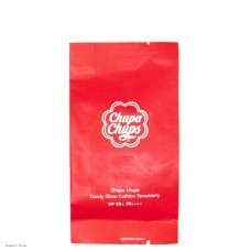 Chupa Chups тональная основа-кушон | Chupa Chups Candy Glow Cushion Strawberry SPF50+ PA++++ 1.0 Ivory 14гр (Сменный блок)