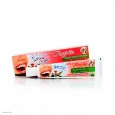 Зубная паста с маслом Гвоздики в тубе, отбеливающая, Isme Rasian 30гр