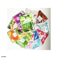 Тканевая маска DEOPROCE Color Effect Sheet Mask 1шт