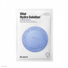 Тканевая маска для интенсивного увлажнения Dr.Jart+ Vital Hydra Solution 1шт