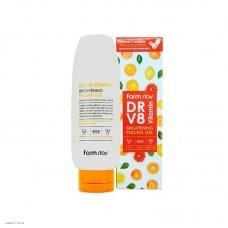 Витаминный пилинг-гель для сияния кожи FARMSTAY DR.V8 Vitamin Brightening Peeling Gel 150мл