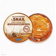 Многофункциональный гель с улиточной слизью Milatte Fashiony Snail Soothing Gel 300мл