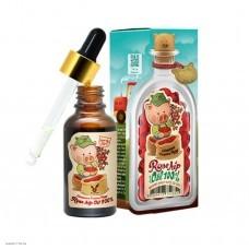 Масло шиповника 100% для лица и тела Elizavecca Farmer Piggy Rose Hip Oil 100% 30мл