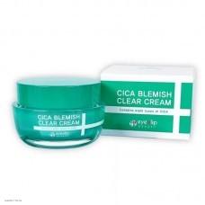 Крем с центеллой азиатской от несовершенств кожи EYENLIP Cica Blemish Clear Cream 50мл