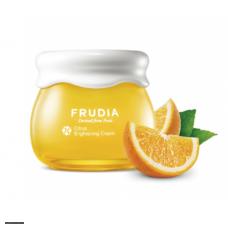 Крем с экстрактом мандарина для сияния кожи FRUDIA Citrus Brightening Cream