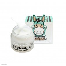 Очищающий крем для снятия макияжа Donkey Creamy Cleansing Melting Cream Elizavecca 100мл