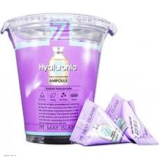 Сыворотка для лица с гиалуроновой кислотой May Island 7 Days Hyaluronic Ampoule 3мл