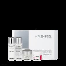 Набор-мини омолаживающий с пептидами MEDI-PEEL Premium daily care kit edition 30*30*15*15 мл