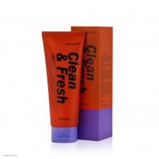 Очищающая пенка для лица EUNYUL Clean&Fresh для повышения упругости кожи 150мл