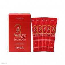 Шампунь с аминокислотами 3 Salon Hair CMC Shampoo Travel Kit 8мл;300мл