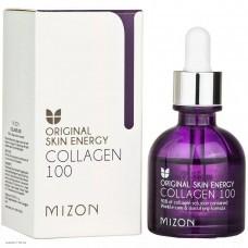 Высококонцентрированная коллагеновая сыворотка MIZON Collagen 100 30мл