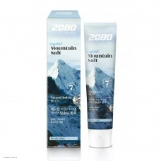 Зубная паста с гималайской солью Dental Clinic 2080 Pure Crystal Mountain Salt Toothpaste Fresh Mint 120гр
